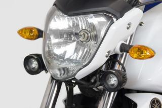 Moto Yamaha Fz1.6 Y Fz2.0 Kit De Exploradoras Led Fire Parts