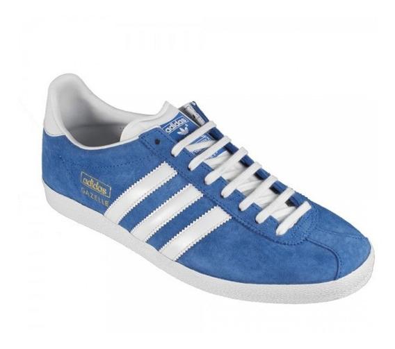 Tênis adidas Originals Gazelle Og Ef Couro G16183 1magnus