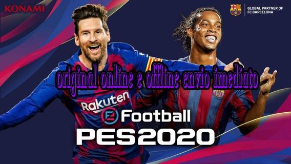 Pes 2020 Online E Off-line Envio Imediato