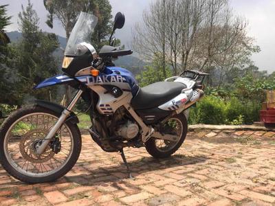 Bmw G 650 Gs Dakar