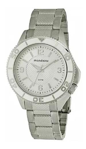 Relógio Mondaine Feminino Análogo Prata 76242l0mfns2