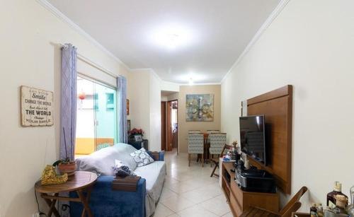 Apartamento Com 2 Dormitórios À Venda, 56 M² - Vila Linda - Santo André/sp - Ap65004