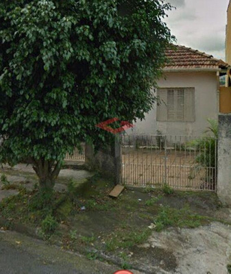 Terreno Residencial À Venda, Vila Pires, Santo André. - Te4540