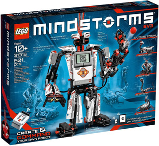 Lego 31313 Mindstorms Ev3, Robot Programable, Envío Plus