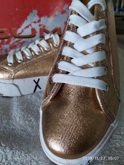 Zapatos De Dama Modelo Jump Estilo Converse Oferta