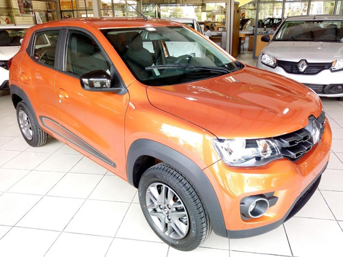 Renault Kwid 1.0 Iconic. Anticipo Y Cuotas!!!!