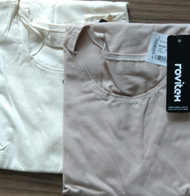 Kit Com 4 Camisetas Machão Infantil Tamanho 12 Anos Rovitex