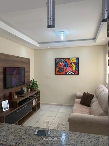 Imagem 1 de 13 de Apartamento Com Armários Bragança Paulista - Ap0469-1
