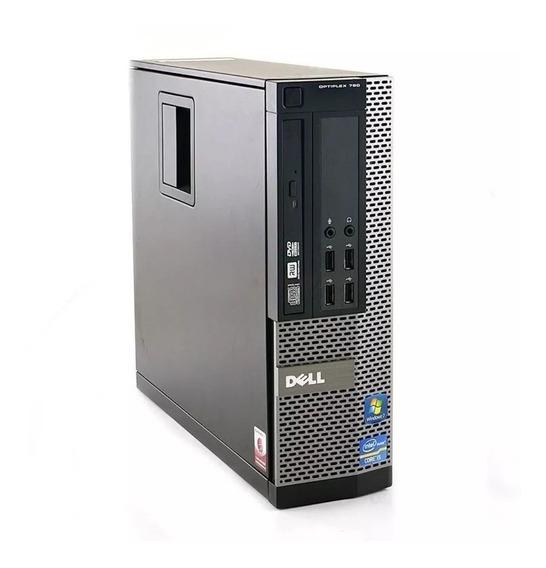 Cpu I5 Dell Optiplex 990 4 Gb De Ram 500gb Disco Duro