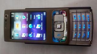 Celular 1 Chip Desbloqueado Nokia N95. Envio Td.brasil