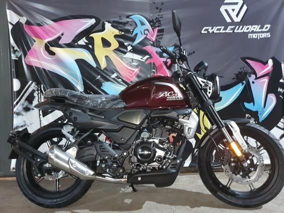 Moto Gilera Ac4 250 Scrambler 0km 2020 Ilevala Ya Hasta 10/8
