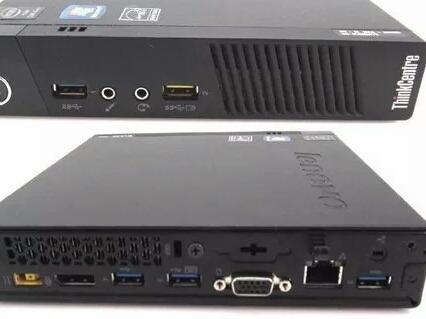 Cpu Lenovo Mini M93p Core I5 4590 3.3ghz 4gb 500gb Hd C/ Som