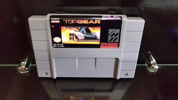 Top Gear 1 Super Nintendo Pronta Entrega