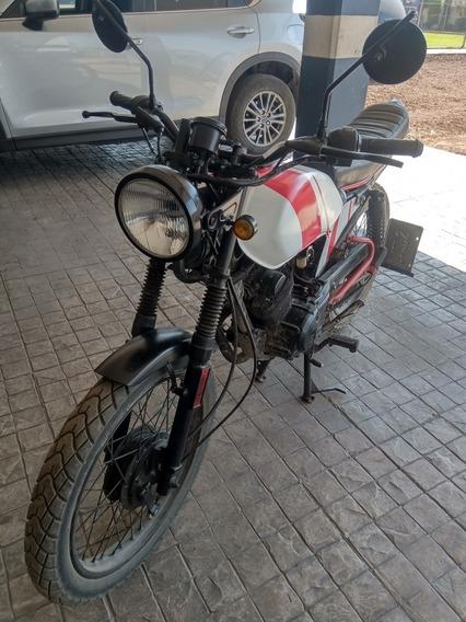 Yamaha Yamaha Ybr 125 Scram