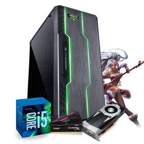 Pc Gamer Intel I5 7400 Gtx 1060 6gb, Ram 8gb Wi-fi