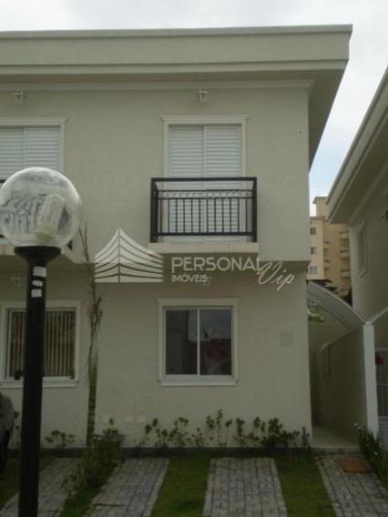 Sobrado Residencial À Venda, Nova Petrópolis, São Bernardo Do Campo. - So0034