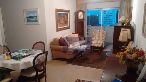 Apartamento Com 2 Dormitórios À Venda, 90 M² Por R$ 600.000,00 - Chácara Santo Antônio - São Paulo/sp - Ap31461