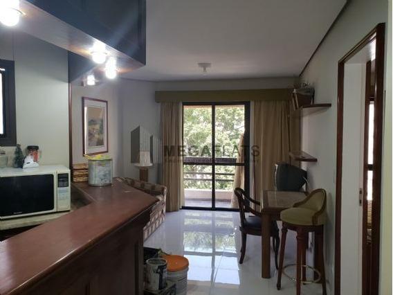 06367 - Flat 1 Dorm, Itaim Bibi - São Paulo/sp - 6367