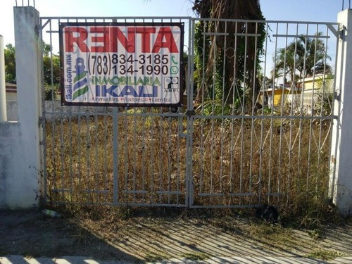 Terreno En Renta La Calzada