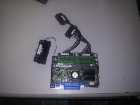 Placa Controladora Dell 1950 2950 Perc5i 0wx072 +bateria (4)