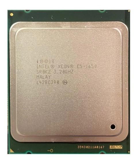 Xeon E5-1650 V2