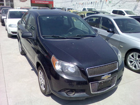 Chevrolet Aveo 2013 Ls Estandar