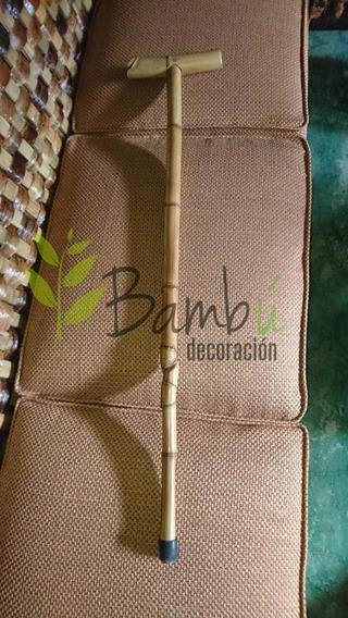 Baston De Bambu A La Medida
