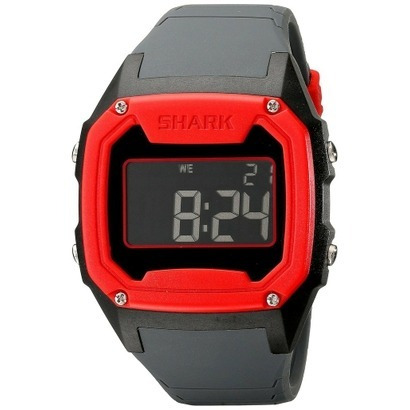 Relógio Freestyle Killer Shark - Cinza/vermelho