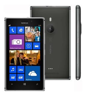 Nokia Lumia 925 Windows 8, 4g, Tela 4.5 8.7 Mp - De Vitrine