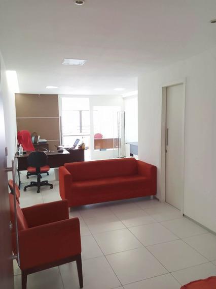 Aluguel Sala Centro Empresarial Etevaldo Nogueira - Aldeota
