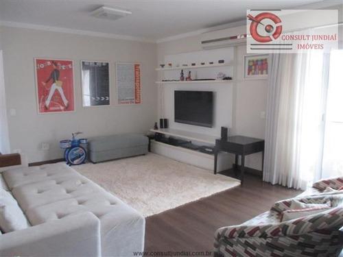 Imagem 1 de 26 de Apartamentos À Venda  Em Jundiaí/sp - Compre O Seu Apartamentos Aqui! - 1361585