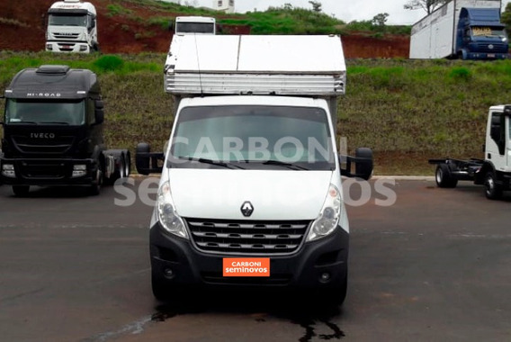 Renault Master Ch Cabine 4x2, Ano:2015/2016