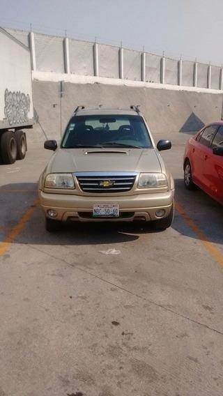 Chevrolet Tracker B Cd Suv Aa Ee 4x2 Mt 2007