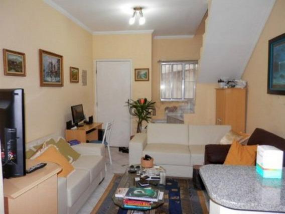 Sobrado De Condomínio - 2 Dormitórios, 1 Vaga - No Melhor Da Vila Santa Catarina! - Gi1456