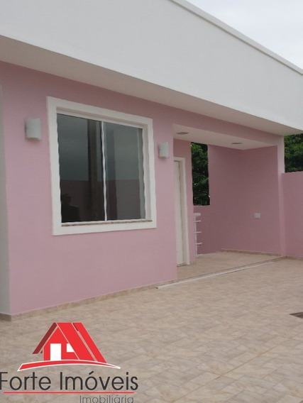 Ca0330 Casa Linear Em Excelente Localização C/ 3 Quartos