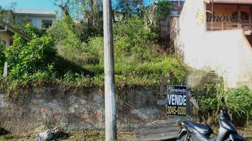 Terreno Residencial À Venda, Fazenda, Itajaí. - Te0104