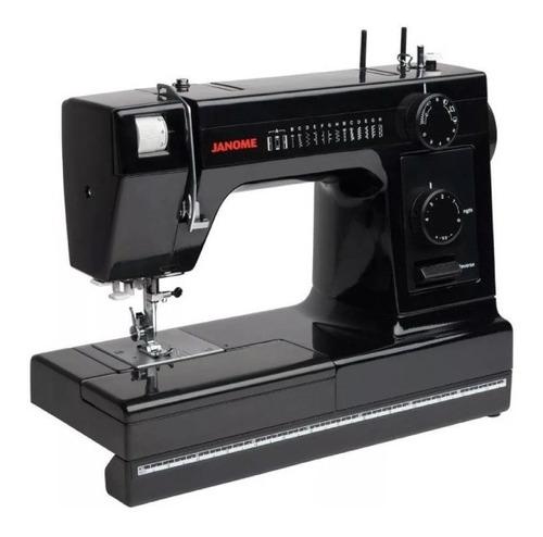 Máquina De Coser Janome Black Edition