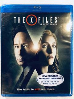 The X Files - Expedientes Secretos X - Blu-ray