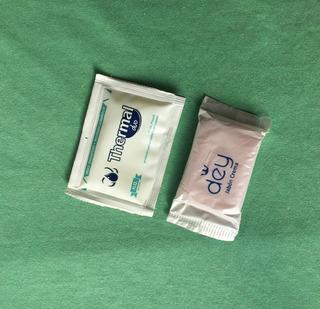 Jabón Hotelero Y Shampoo Duo (400 Productos)