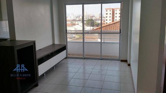 Apartamento Com 2 Dormitórios À Venda, 56 M² Por R$ 182.000 - Ipiranga - São José/sc - Ap3007