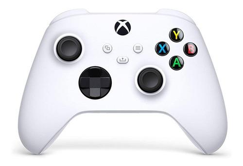 Joystick inalámbrico Microsoft Xbox Wireless Controller Series X|S robot white