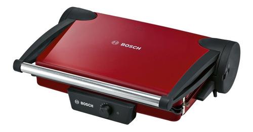 Sandwichera Grill Bosch Multifuncion 1800w Rojo Dimm