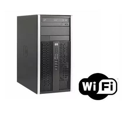 Pc Desktop Hp Torre Core 2 Duo - Ddr3 - Win10