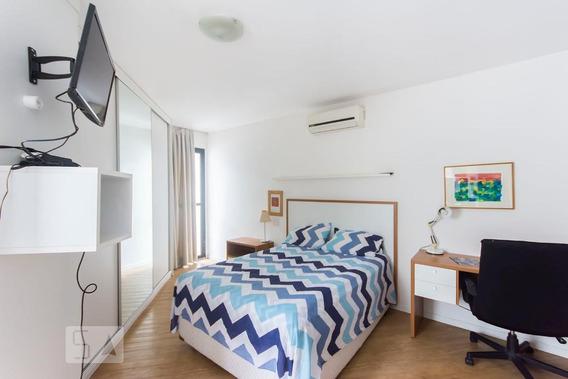 Apartamento Para Aluguel - Vila Nova Conceição, 1 Quarto, 35 - 892926293