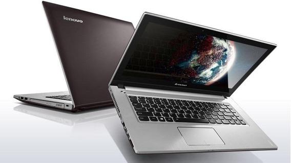 Notebook Lenovo Z400 I7-3520 8gb 1tb Geforce Gt635m Gamer
