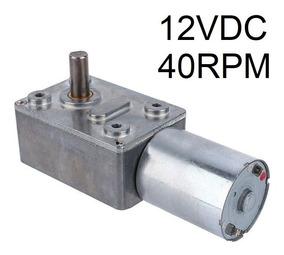 Motor Dc 12v Alto Torque / Escolha Rpm