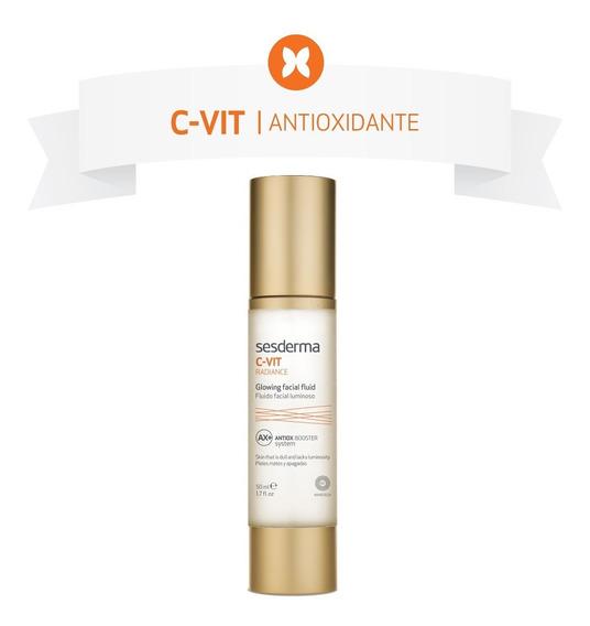 Antiedad C-vit-radiance Fluido Luminoso, 50ml, Sesderma
