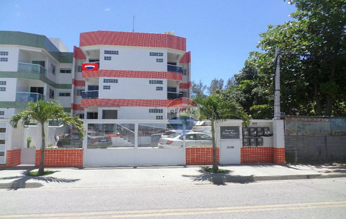 Apartamento 2 Quartos (1 Suíte) A Venda, 78 M² A Partir De R$ 260.000 - Fluminense - São Pedro Da Aldeia/rj - Ap0476