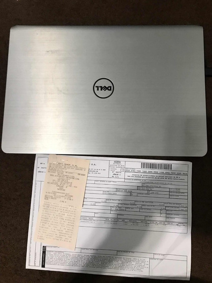 Notebook Dell Alta Performance I7 Placa De Video 8gb Ram 1tb