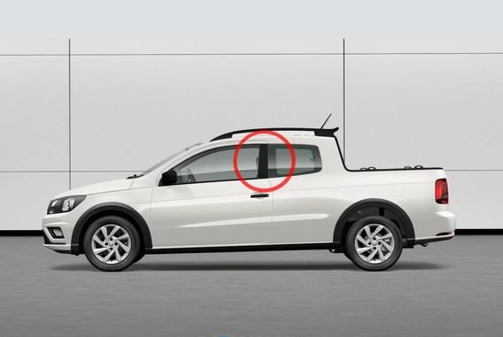 Kit Juego Calcos Parantes De Puertas 3m Volkswagen Saveiro
